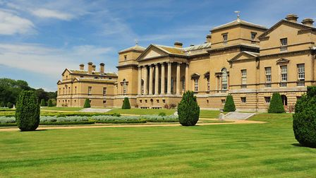 Holkham Hall in north Norfolk has been used as the location for lots of filming projects. Picture: H