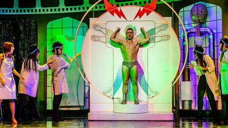 The Rocky Horror Picture Show is coming to Norwich Theatre Royal on its 2021 UK tour Picture: Richar