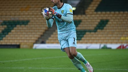 Tim Krul - how does he compare to some of Norwich City's great keepers? Picture: Paul Chesterton/Foc