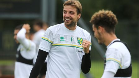 Tim Krul - One of Norwich City's best ever goalkeepers? Picture: Paul Chesterton/Focus Images Ltd