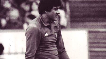 Kevin Keelan is the club's record appearance holder. Photo: Archant Library