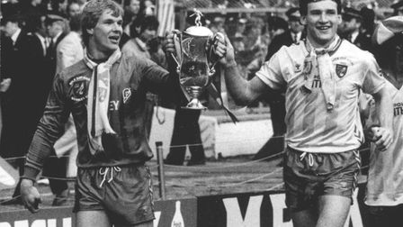A League Cup winner and City legend Chris Woods. But is he the best keeper ever to play for the club