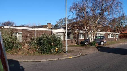 The former Cromer Group Practice surgery in Overstrand Road could become a veterinary practice. Pict
