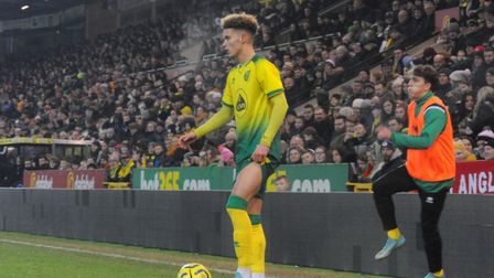 Over 3,000 fans were at Carrow Road to watch Norwich City U18s take on Manchester United in the FA Y