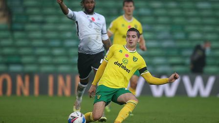 Kenny McLean is currently an important part of Daniel Farke's squad. Picture: Paul Chesterton/Focus