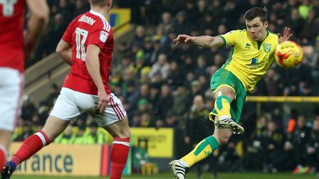 Jonny Howson scored one of the finest goals seen at Norwich City in the modern era against Nottingha