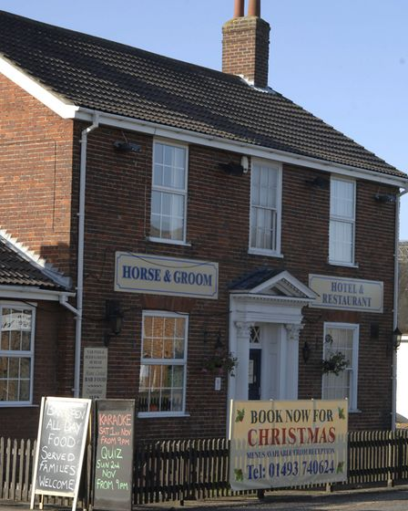 FLASHBACK: The Horse and Groom, Rollesby, in 2008. The restaurant and motel closed suddenly in 2019