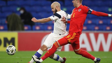 Norwich City striker Teemu Pukki was on target for Finland in their Nations League game against Wale