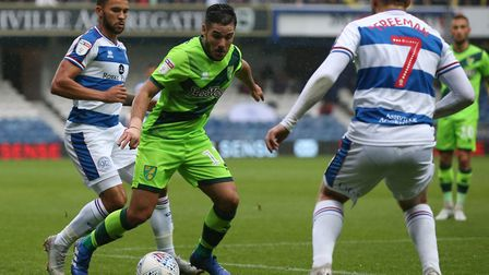 Norwich City's home game against QPR has been picked for live television Picture: Paul Chesterton/F