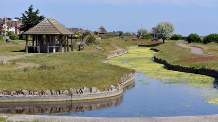 The Venetian Waterways in Great Yarmouth Picture: Nick Butcher