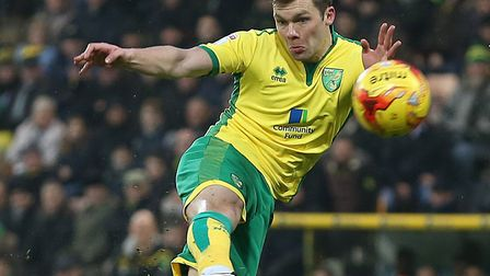 Jonny Howson is plotting Norwich City's downfall this weekend for Middlesbrough Picture: Paul Chest
