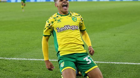 Norwich City right-back Max Aarons is nominated for the EFL Young Player of the Season award for 201