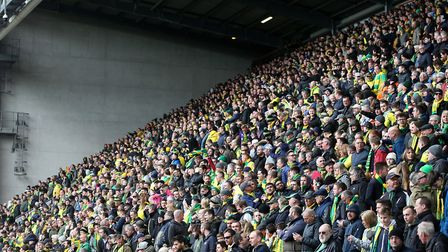 More than 5,300 Norwich City fans followed their side to Wigan at the weekend. Picture: Paul Chester