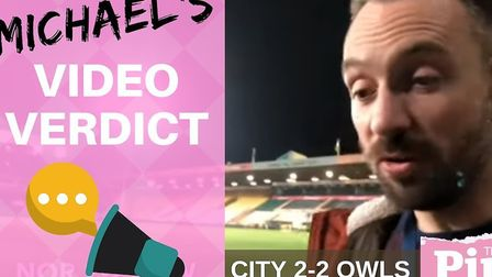 Norwich City correspondent Michael Bailey delivers his video verdict as the Canaries produce another
