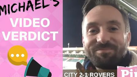 Norwich City correspondent Michael Bailey delivers his video verdict from Carrow Road as the Canarie