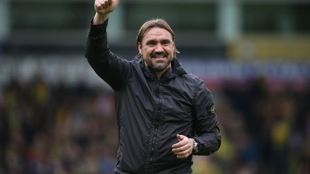 Daniel Farke had to endure some tough times at Norwich City Picture: Paul Chesterton/Focus Images Lt