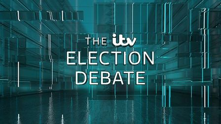 The ITV election debate. Photograph: ITV.