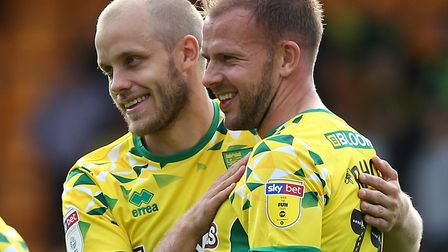 Jordan Rhodes could make a summer return to Norwich City Picture: Paul Chesterton/Focus Images