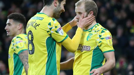 Norwich City striker Teemu Pukki has earned yet another award - this time PFA Championship player of