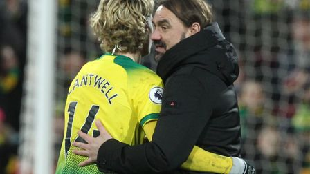 Daniel Farke takes Norwich City to Burnley in the FA Cup fourth round Picture Paul Chesterton/Focus