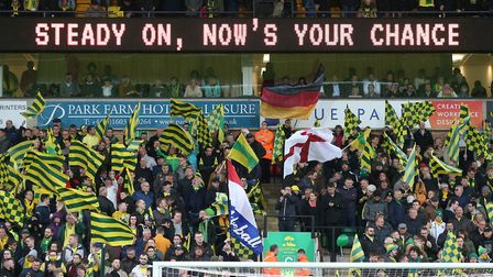 The demand for Norwich City tickets is as high at home as it is away, due to the high volume of seas
