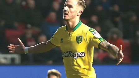 James Maddison returns to Norwich City on Friday Picture: Paul Chesterton/Focus Images Ltd