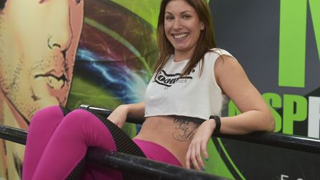 Boombar Calisthenics Fitness classes at MSP fitness by Natty Beatts Pictures: BRITTANY WOODMAN