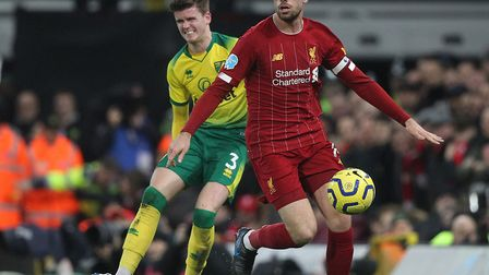 Sam Byram could be out for the season after a hamstring injury in the first half of Norwich City's 1