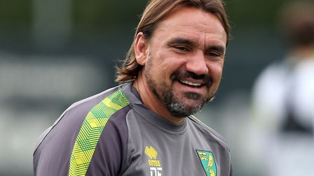 Daniel Farke is in it for the long haul at Norwich City Picture: Paul Chesterton/Focus Images Ltd