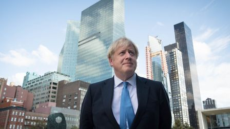 Boris Johnson is said to be the highest earner outside his MP salary. Photograph: Stefan Rousseau/PA