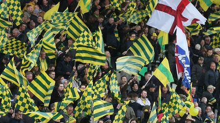 Canaries fans will not be flying their flags for quite a while Picture: Paul Chesterton/Focus Images