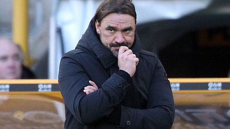 Daniel Farke, his Norwich City squad and backroom staff have to put plans in place during a shutdown