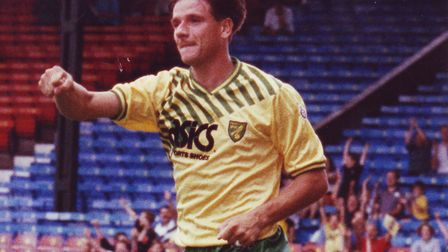 Former Norwich City midfielder David Phillips. Picture: Archant
