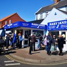 Mary Janes chip shop in Cromer has donated tonnes of food to care homes. Pictures: BRITTANY WOODMAN