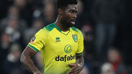 Alex Tettey plans to retire at the end of his current Norwich deal Picture: Paul Chesterton/Focus I