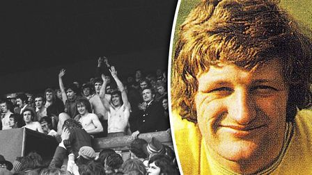 Jimmy Bone was the ultimate Norwich City cult hero for Mike Lockhart as part of the Canaries' side t
