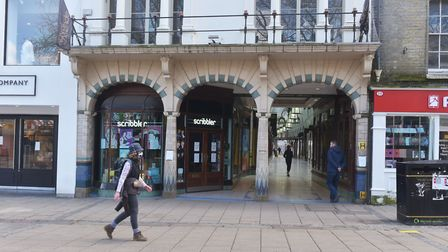 When will the streets of Norwich city centre be open for business again? Pictures: BRITTANY WOODMAN