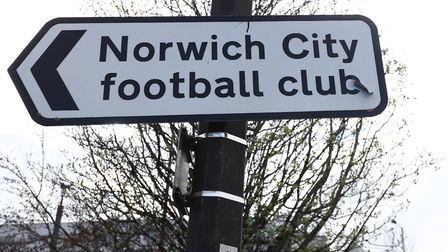 Norwich City will be represented at Friday's scheduled Premier League shareholders' meeting Picture: