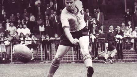 Bill Punton was a League Cup winner at Norwich City during an eight-year spell. Picture: Archant