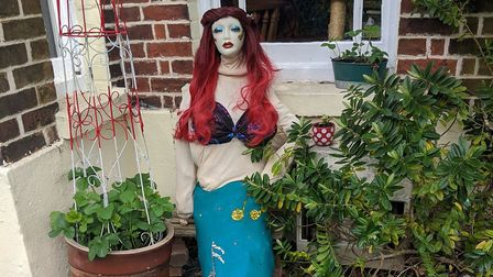 A Norwich woman has launched a scarecrow trail to cheer people up during coronavirus lockdown, her c