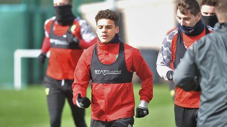 Norwich City's players could be back in team training soon - but initially under strict social dista