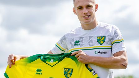 Norwich City have confirmed the signing of Polish Under-21 international Przemyslaw Placheta Picture
