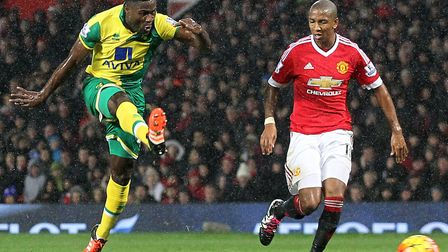 Alex Tettey wants to play his part in getting Norwich City back to the Premier League before he fina