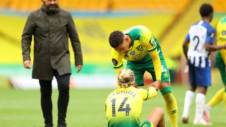 Daniel Farke has the task of plotting Norwich City's Championship fightback after relegation from th