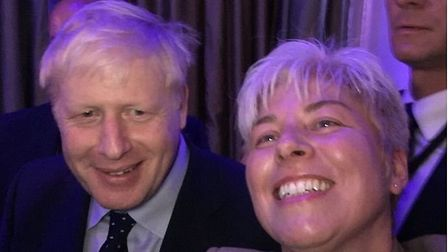 A Tory candidate has been accused of treating her constituents 'with contempt', after she claimed th