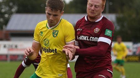Jacob Sorensen is one of Norwich City's summer intake Picture: Paul Chesterton/Focus Images Ltd