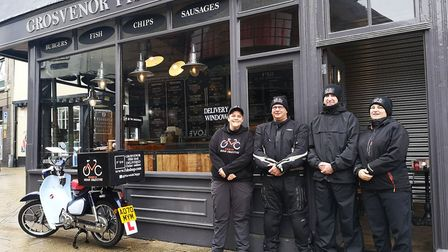 Norwich Urban Collective has been set up to make it fairer for restaurants with 100pc of the food bi