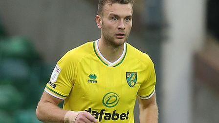 Ben Gibson is set to face former club Middlesbrough with Norwich City on Saturday Picture: Paul Che