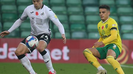 Norwich City defender Max Aarons is available for selection at Middlesbrough after missing out on En