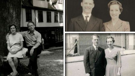 Robin and Marie Scott, of Norwich, were married for more than six decades, and resided together at H